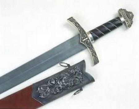 Чем воевали наши предки - Славянский меч