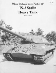 IS-3 Stalin Heavy Tank (Military Ordnance Special Number 20)