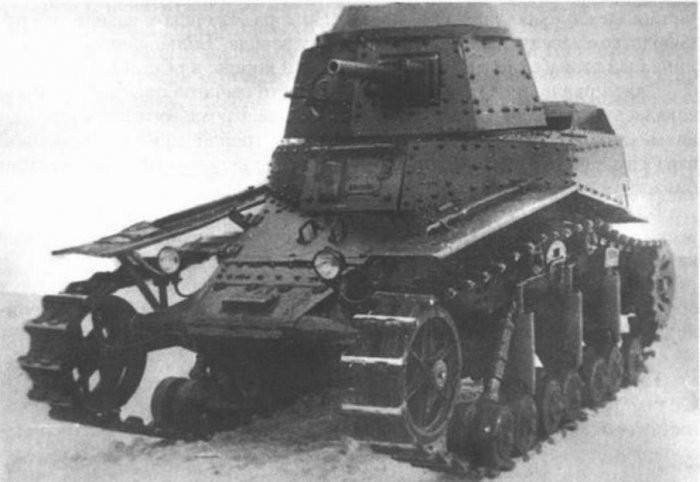 Танковые орудия СССР