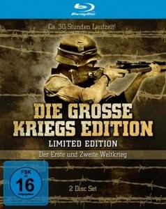 Die grosse Kriegs Edition - US Special Force E01