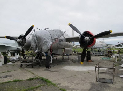Douglas A-26C Invader Walk Around
