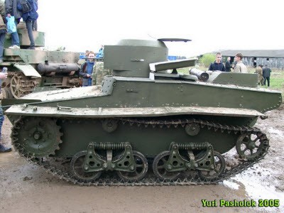 Т-37А Walk Around
