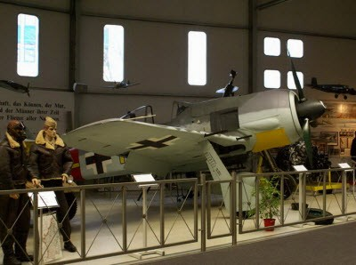 Focke-Wolf Fw-190A-8 Walk Around