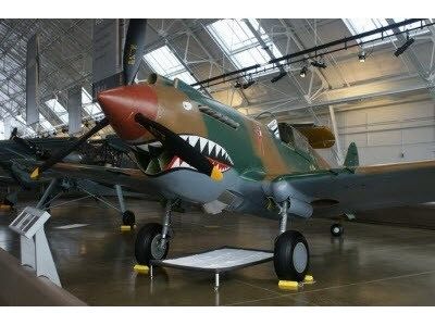 P-40C Warhawk Walk Around