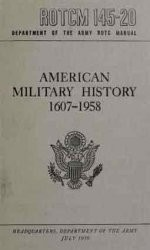 American military History 1636–1958