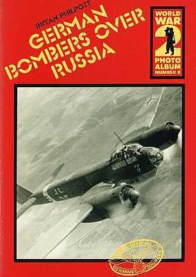 World War 2 Photo Album No.08- German Bombers over Russia