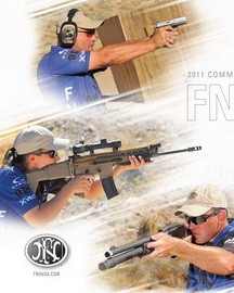 2011 FNH USA Commercial Catalog