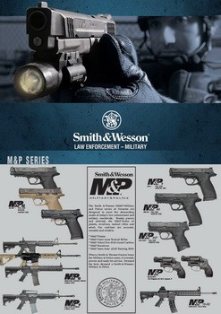 Smith & Wesson Law Enforcement & Military Catalog 2010