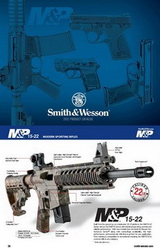 Smith & Wesson 2012 Product Catalogs