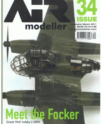AIR Modeller 34 (February/March), 2011